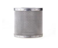 dust filter replacement metal